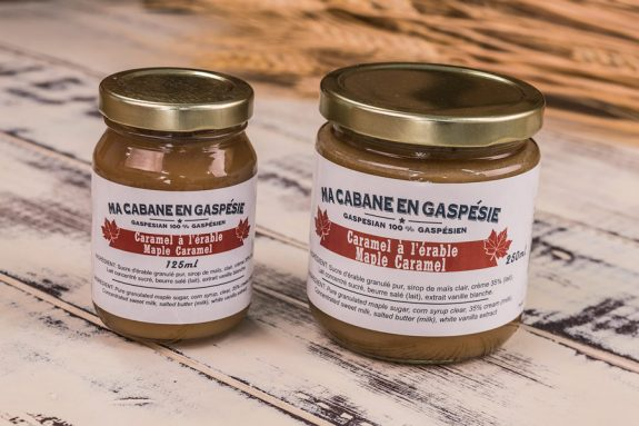 Maple Caramel 125 - 250 ml