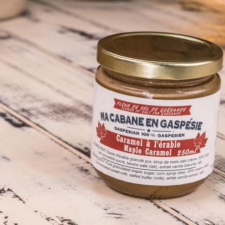 Maple Fleur de Sel Caramel