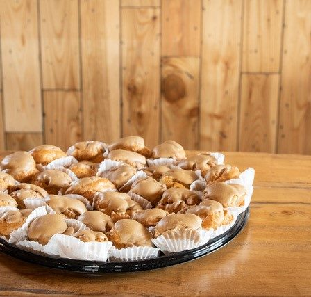Cream Puff Platter