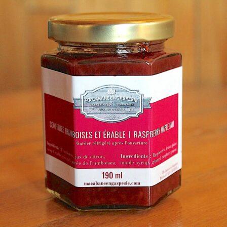 Raspberry Maple Jam