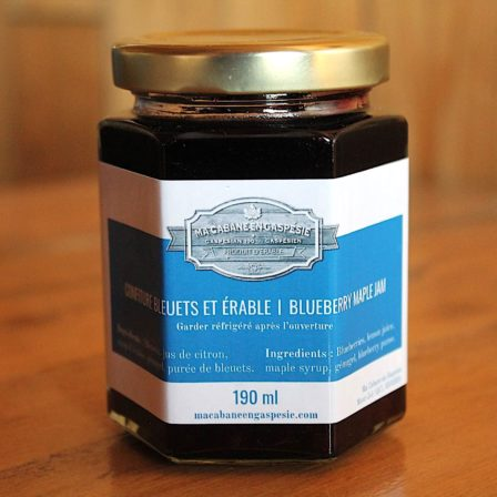 Blueberry Maple Jam